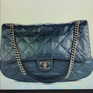 93aadd535862 Women s Chanel Quilted Bag Silver Chain on Poshmark